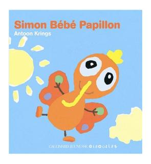 Simon Bébé Papillon